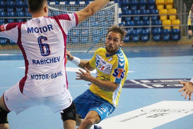 Luka Cindrić gotowy do gry! W sobotę zadebiutuje w barwach PGE VIVE Kielce