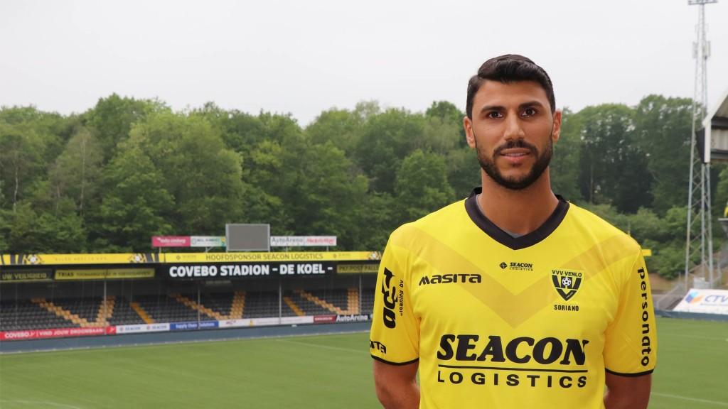 Z Ekstraklasy do Eredivisie. Elia Soriano podpisał kontrakt w Holandii