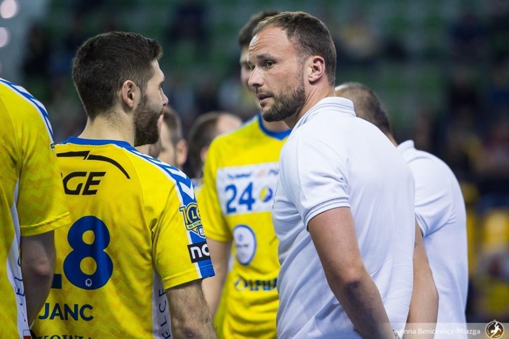 Uros Zorman w nowym klubie. Został trenerem słoweńskiego RK Trimo Trebnje