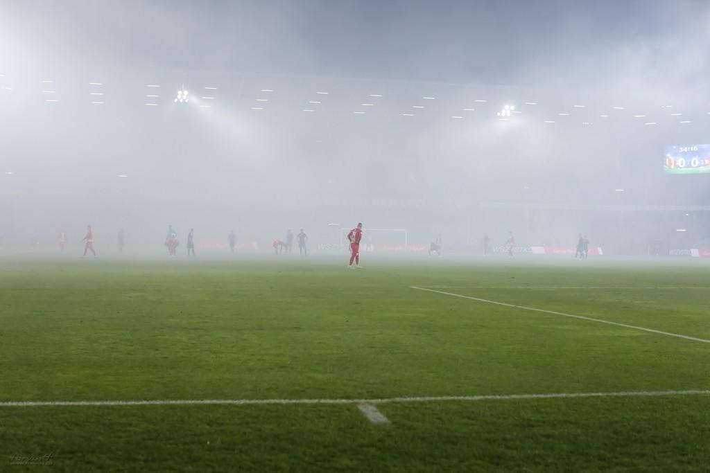 13. kolejka Fortuna 1 Ligi: GKS Tychy nie wykorzystał potknięcia Korony. Kielczanie utrzymali pozycję wicelidera