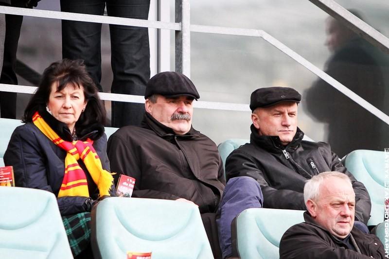 Lubawski: Niech najpierw zapytają Barcelonę, ile kosztuje mały znaczek