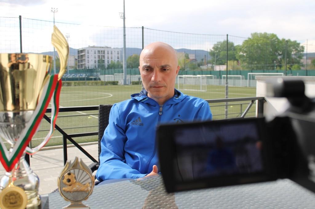 Z drużyny U-15 Dinama Tbilisi do Korony. Asystentem Lettieriego został Iagoraszwili