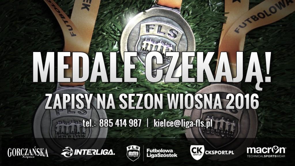 Futbolowa Liga Szóstek - ostatnie wolne miejsce! Z niespodzianką