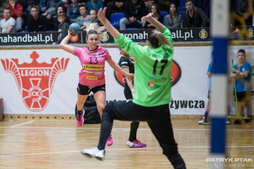 Domowy triumf Korony Handball. KPR Ruch pokonany sześcioma bramkami