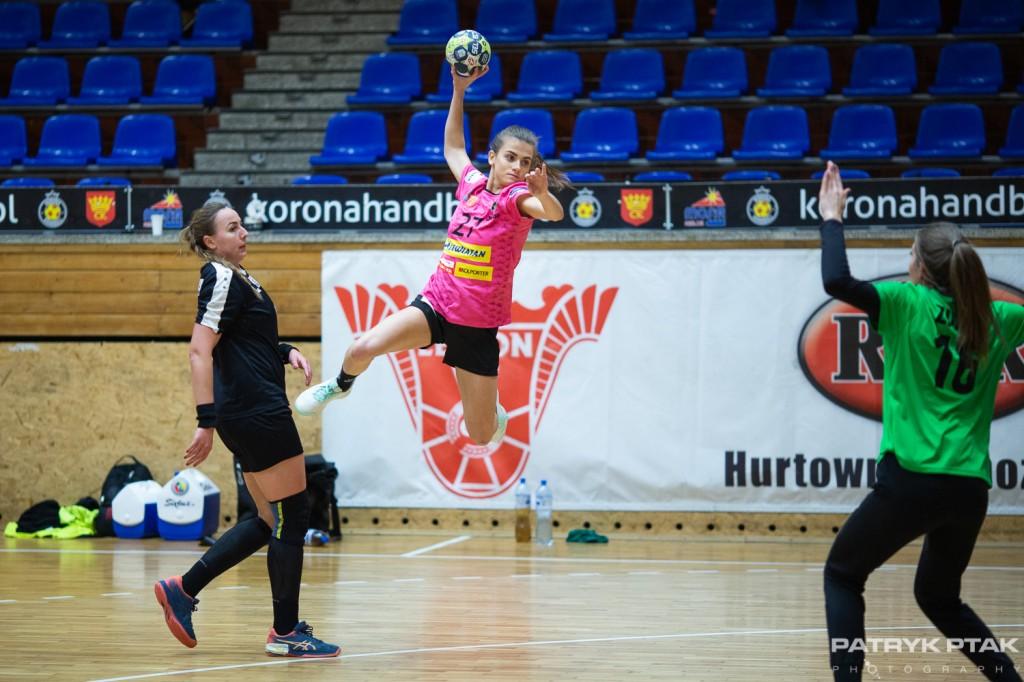 Korona Handball gromi przy Krakowskiej. Była bezlitosna dla rywalek