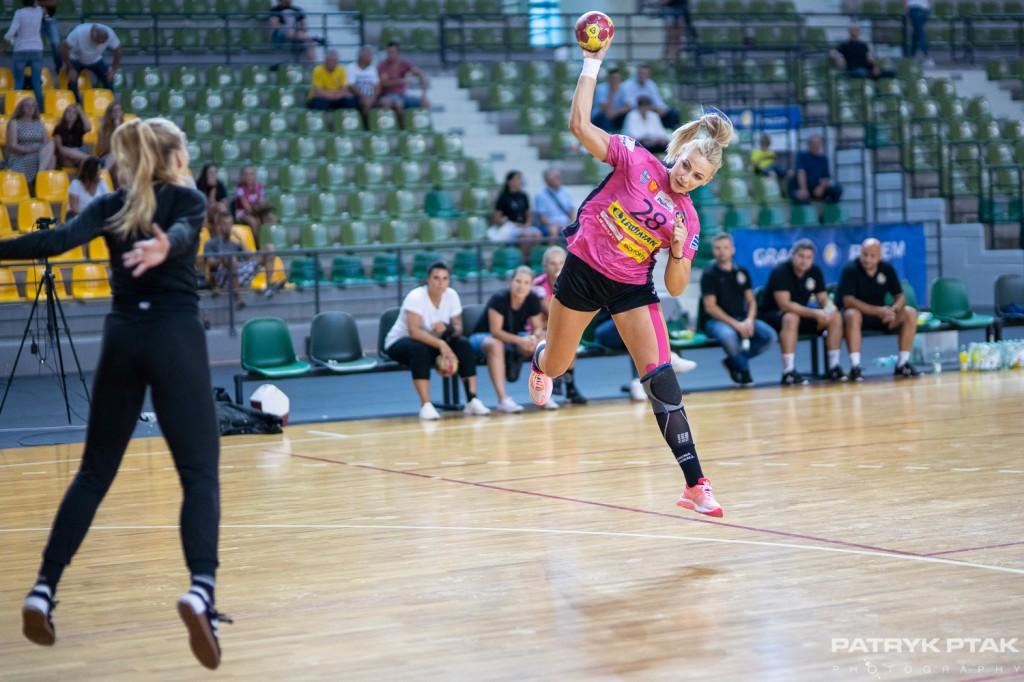 Korona Handball wygrała pierwszy mecz w Czechach
