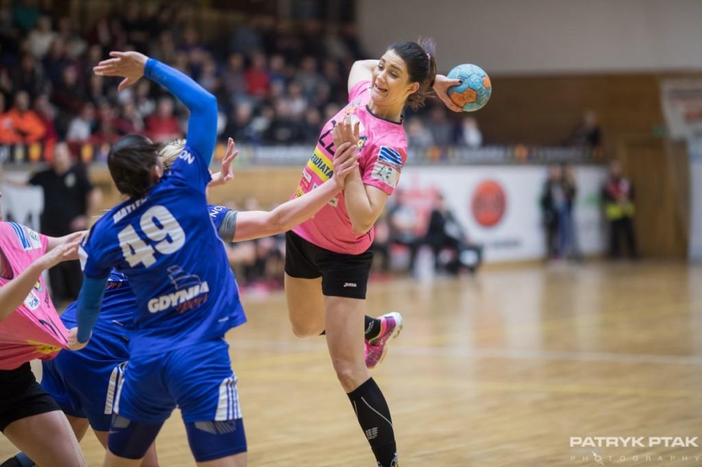 Rozgrywająca Korony Handball najskuteczniejszą zawodniczą w lidze