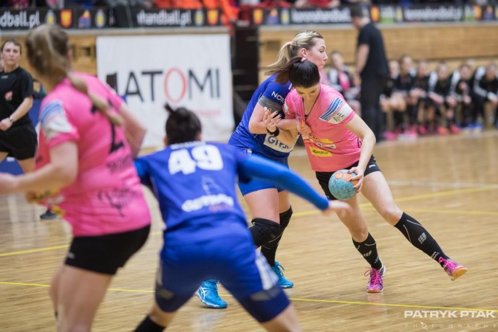 Niespodzianki nie było. Korona Handball wysoko przegrywa w Koszalinie