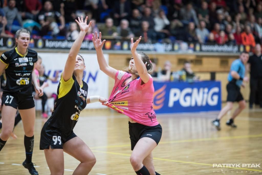 Korona Handball powalczy z mistrzem Polski
