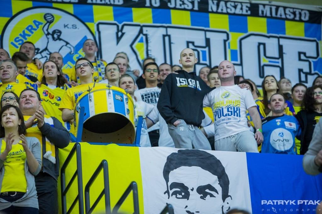 Zdjęcia z meczu Vive - Górnik