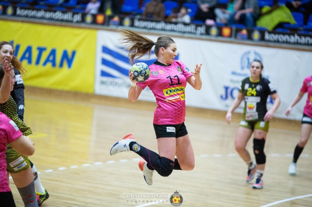 Korona Handball wyszarpała zwycięstwo po niewiarygodnej końcówce