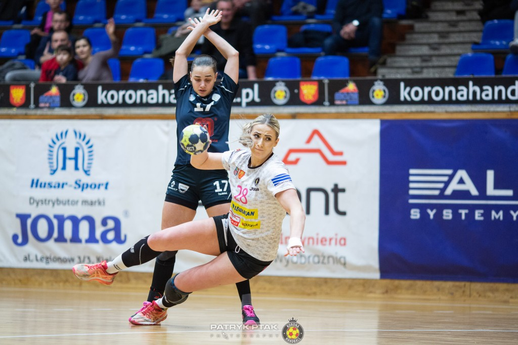 Sobota z handballem. Korona Handball podejmuje rywalki z Gniezna, potem hit z udziałem PGE VIVE