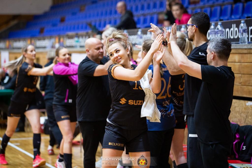 Suzuki Korona Handball wygrała z Wesołą na dobry początek roku