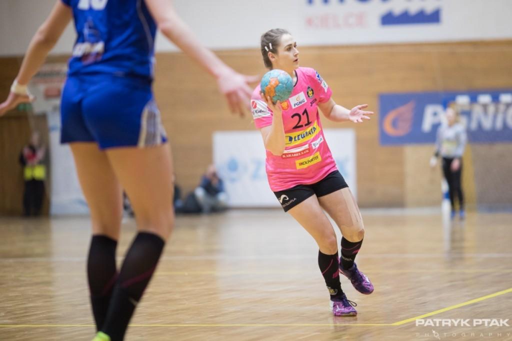 Korona Handball buduje kadrę na nowy sezon. Przedłużyła kontrakt z wychowanką