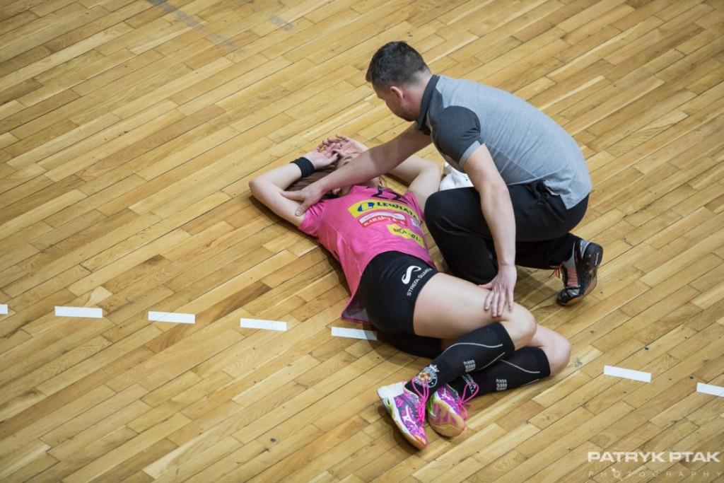 Olbrzymi pech kołowej Korony Handball. Doznała poważnej kontuzji