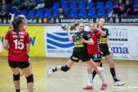 Korona Handball wygrywa w meczu na szczycie I ligi! Wykonała wielki krok w kierunku powrotu do elity