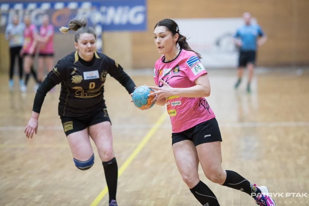 Kolejna zawodniczka przedłużyła kontrakt z Koroną Handball. Magdalena Kędzior zostaje na dłużej