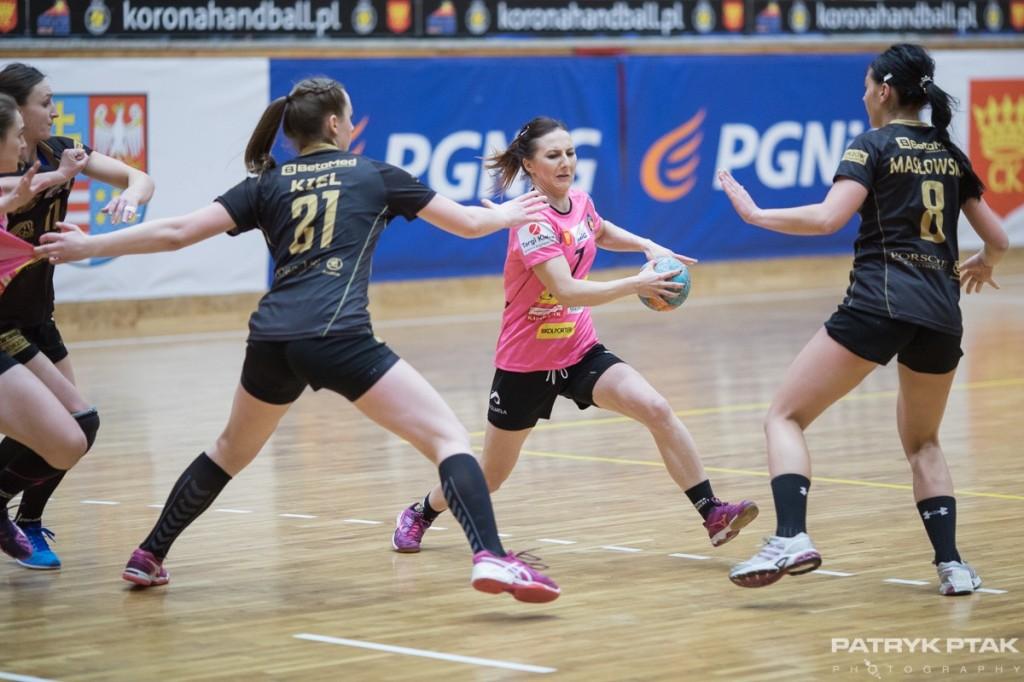 Ostatni tegoroczny mecz Korony Handball przed własną publicznością