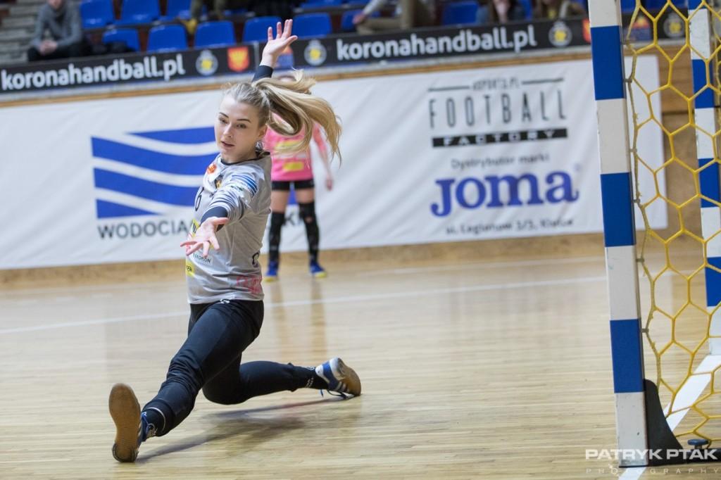 Korona Handball straci podstawową zawodniczkę. Ale rewolucji nie będzie