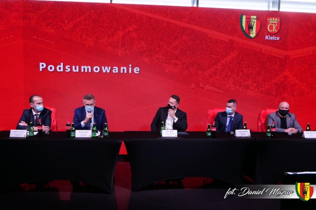 Nowe władze Korony o planie naprawczym, finansach i przyszłości klubu