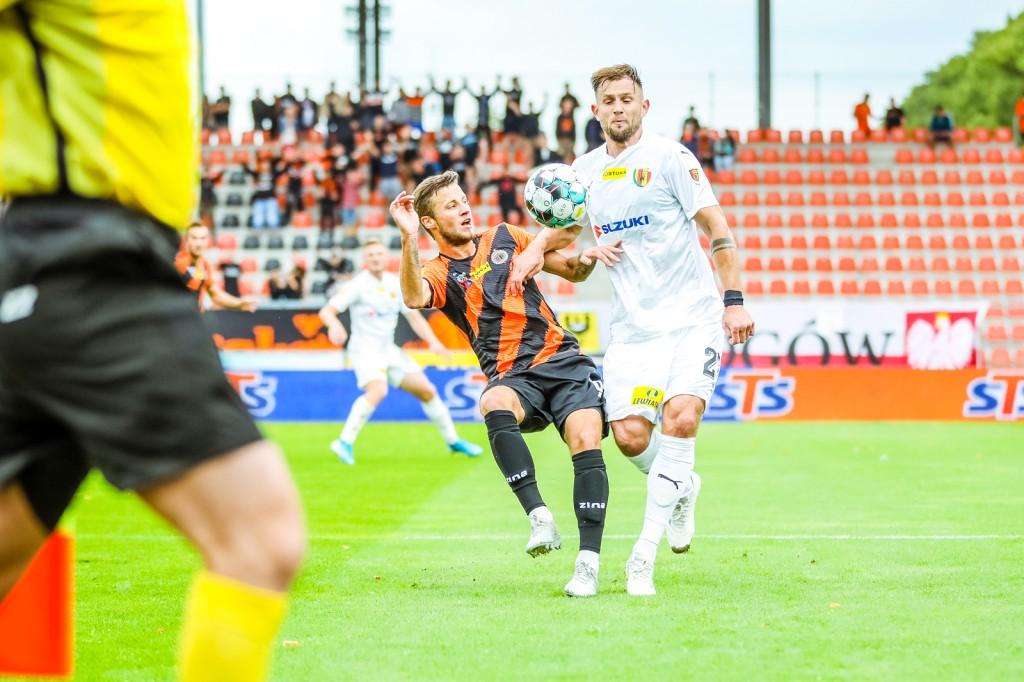 SONDA: Kto był najlepszym piłkarzem Korony Kielce w meczu z Chrobrym Głogów?