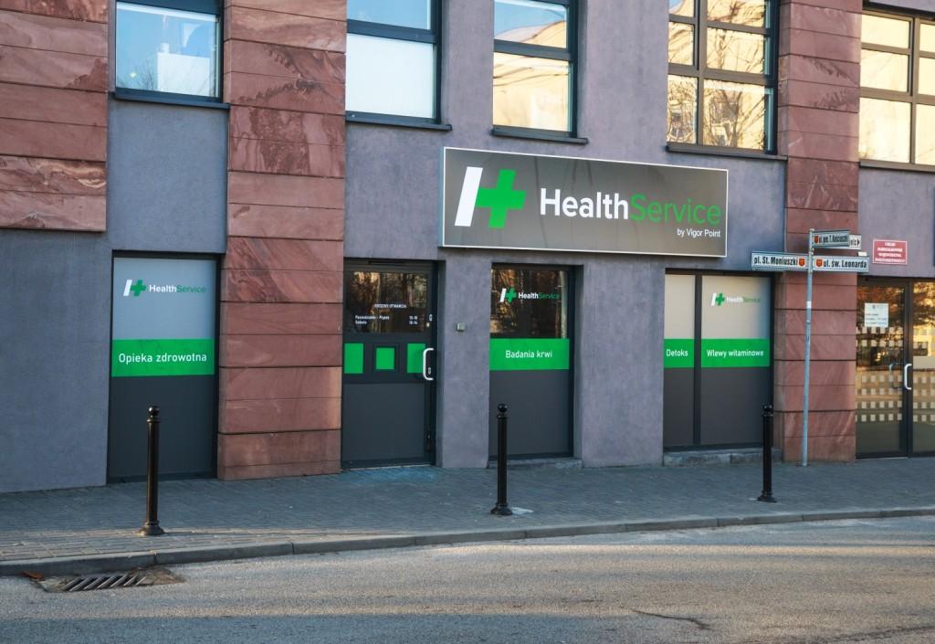 Health Service: Kroplówki witaminowe w Kielcach!