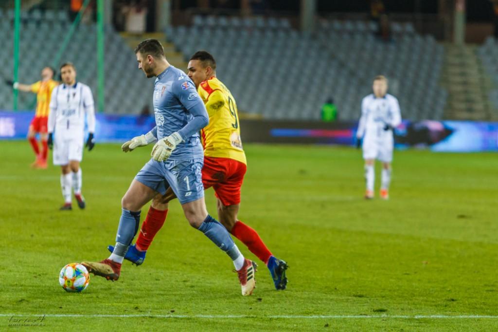 FOTO: Trzy galerie zdjęć z meczu z Pogonią