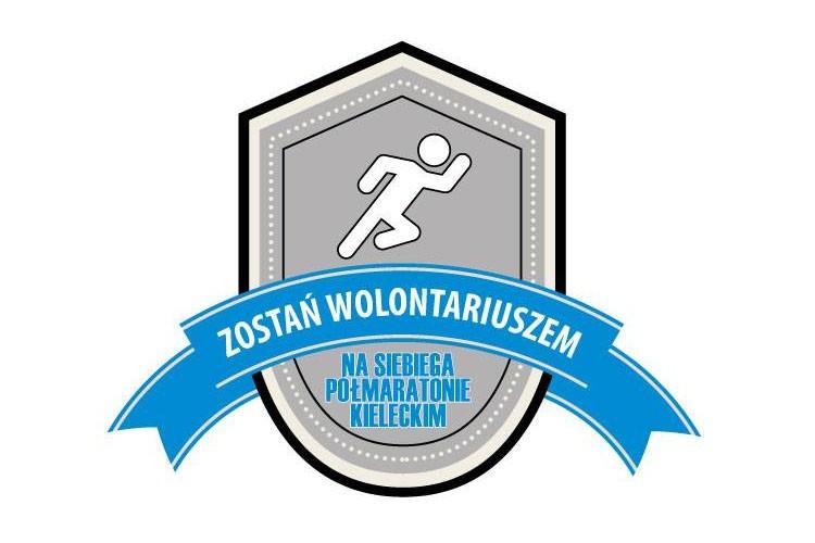 Zostań wolontariuszem na sieBIEGA Półmaratonie Kieleckim!