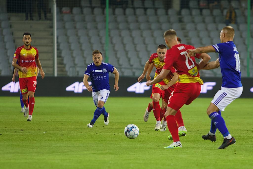 SONDA: Kto był najlepszym piłkarzem Korony Kielce w meczu z Miedzią Legnica?