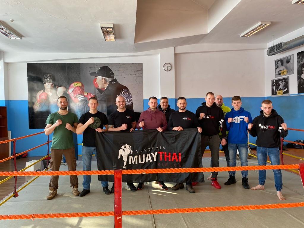 Kieleckie natarcie w Krakowie. Akademia Muay Thai Kielce kontynuuje zwycięską passę
