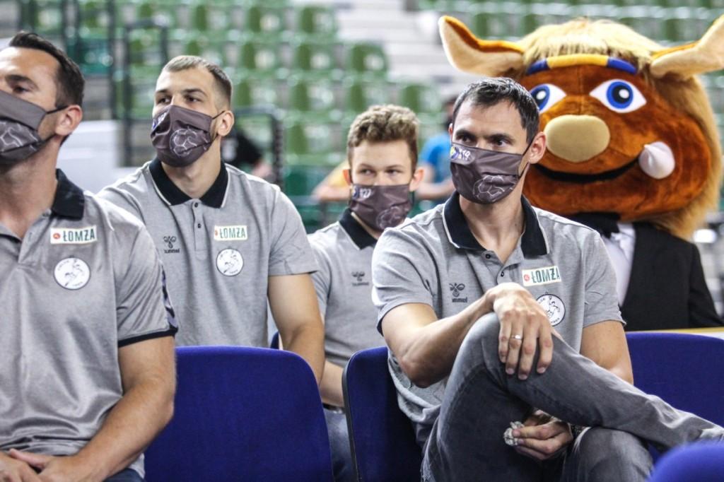 Łomża Vive Kielce przeszła badania na COVID-19. I tak przed każdym meczem Ligi Mistrzów?