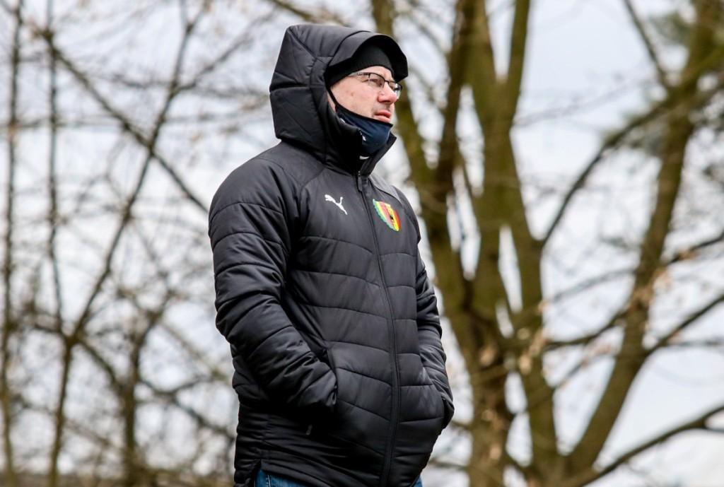 Marek Mierzwa nowym trenerem Korony II Kielce