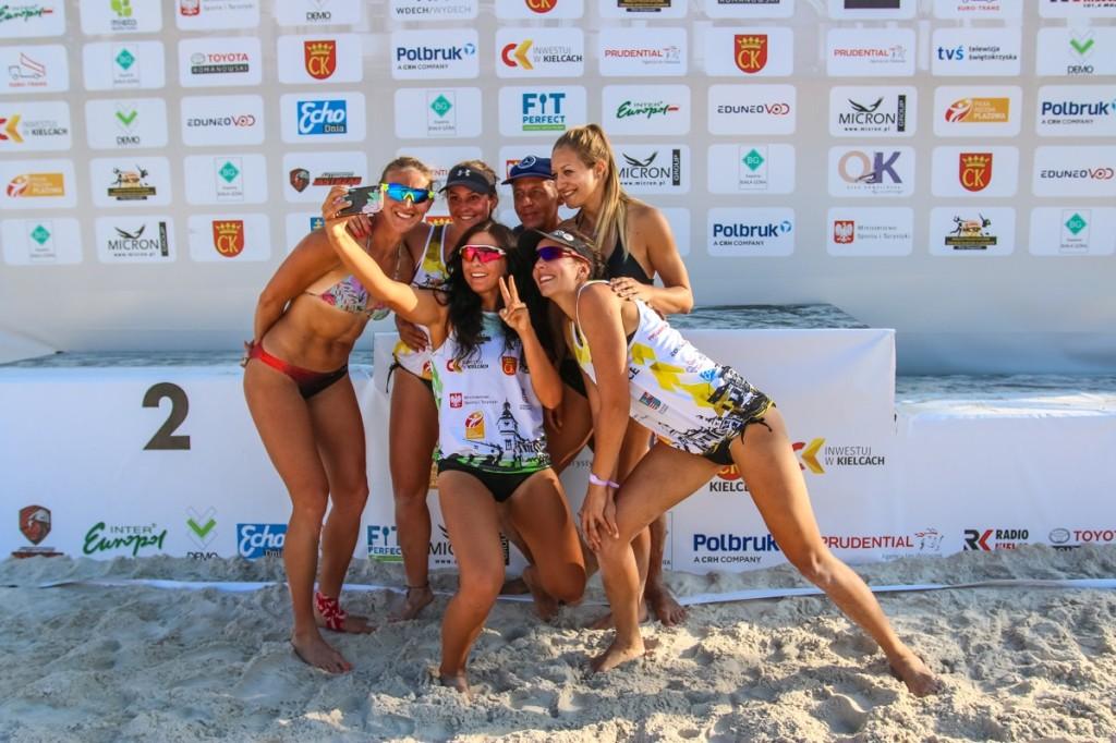Trwają zapisy na eliminacje do mistrzostw Polski w plażową piłkę ręczną kobiet