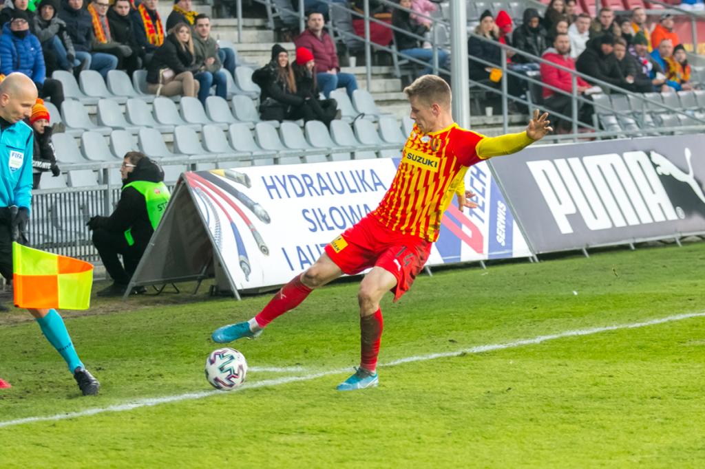 Żubrowski w finale Ekstraklasa Cup. Powalczy o złoto w FIFA20