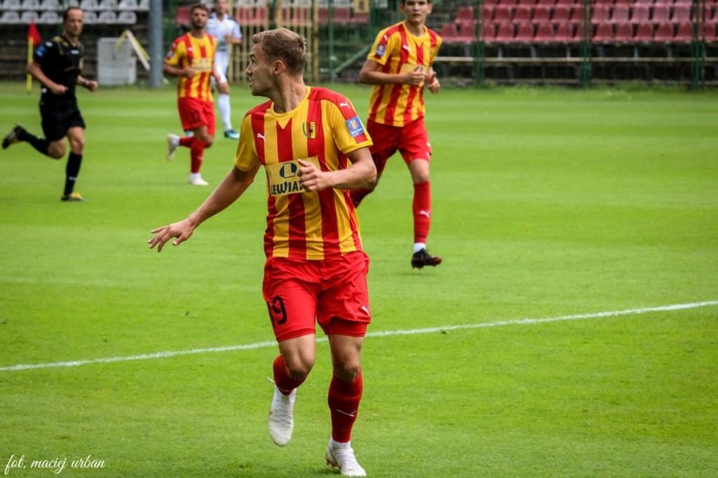 Kallaste i Arweladze zagrali w zespołach narodowych
