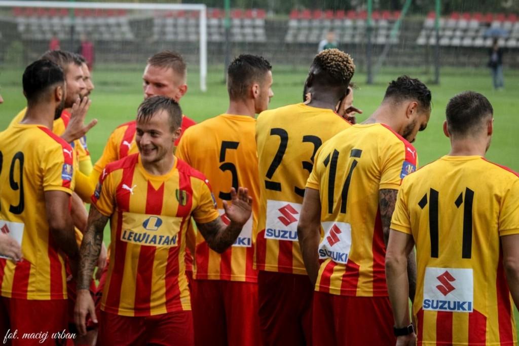 Kadra Korony Kielce zaprezentowana w obliczu nowego sezonu