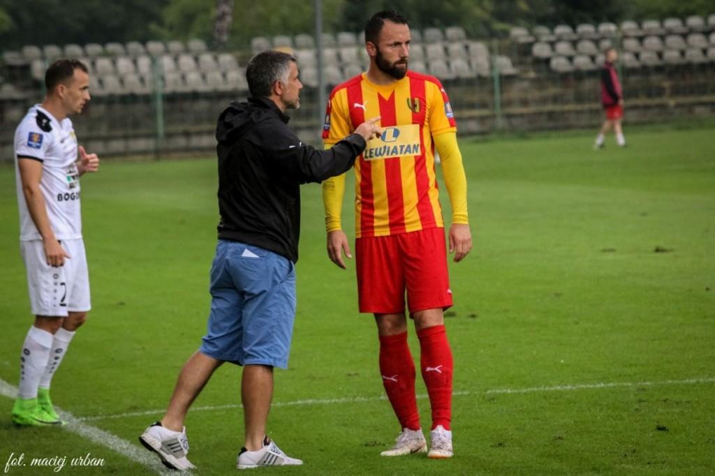 Janjić wrócił do Niemiec i błyszczy formą. Pobił już swój wynik z Korony