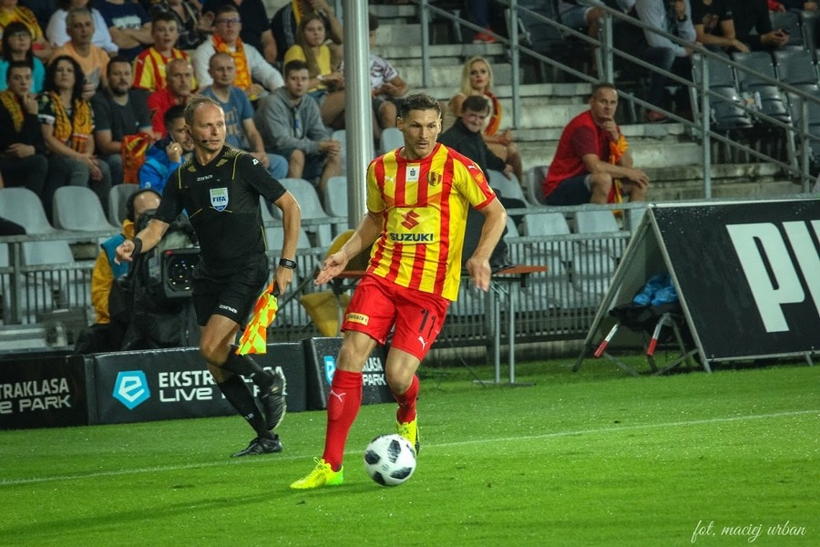 Korona Kielce - Zagłębie Sosnowiec. Gdzie obejrzeć mecz w TV?