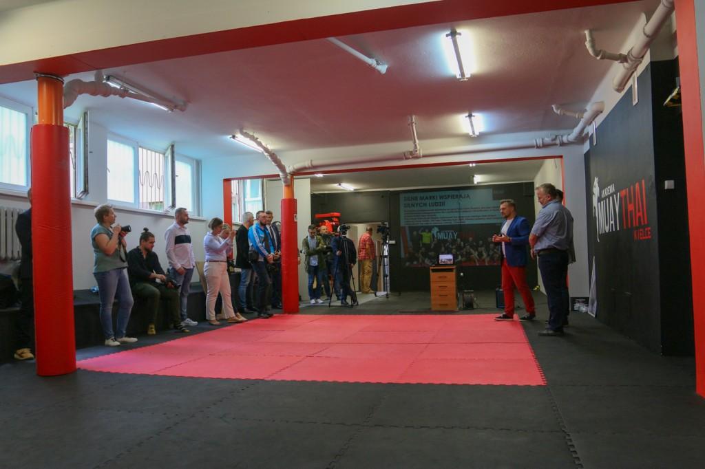 Akademia Muay Thai Kielce ma nowy dom