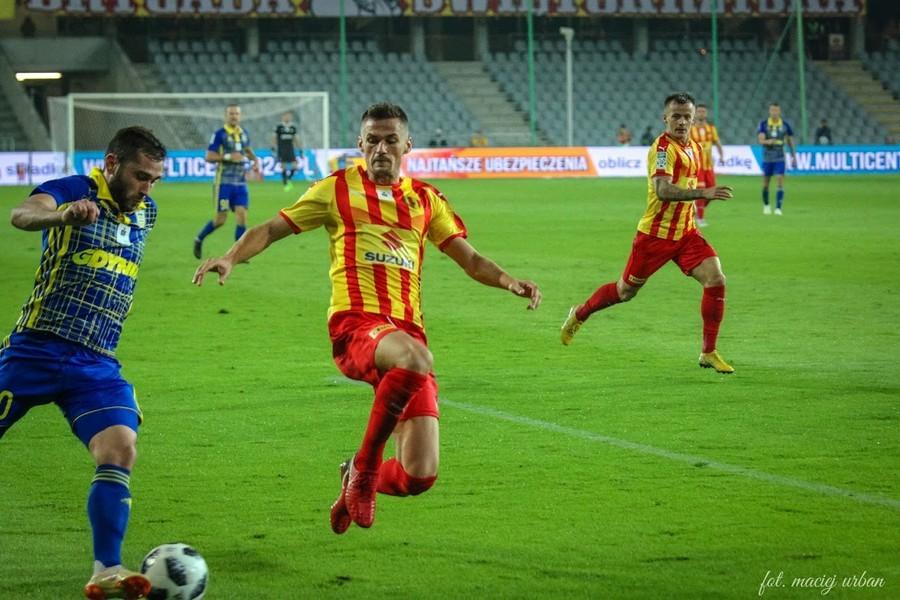 Kovačević zdobył premierową bramkę i trafił do jedenastki kolejki