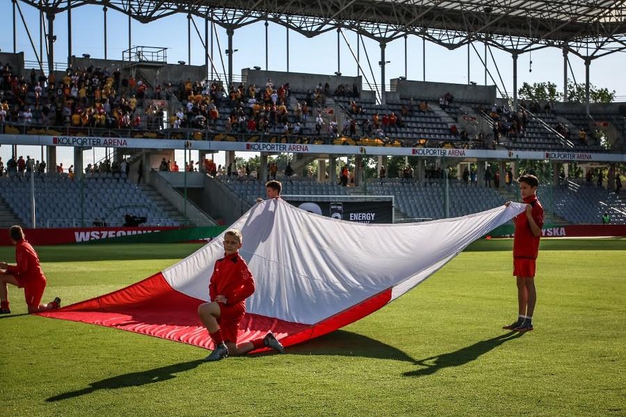 Biało-czerwone święto w pierwszym meczu na Suzuki Arenie. Rywalem - Piast Gliwice