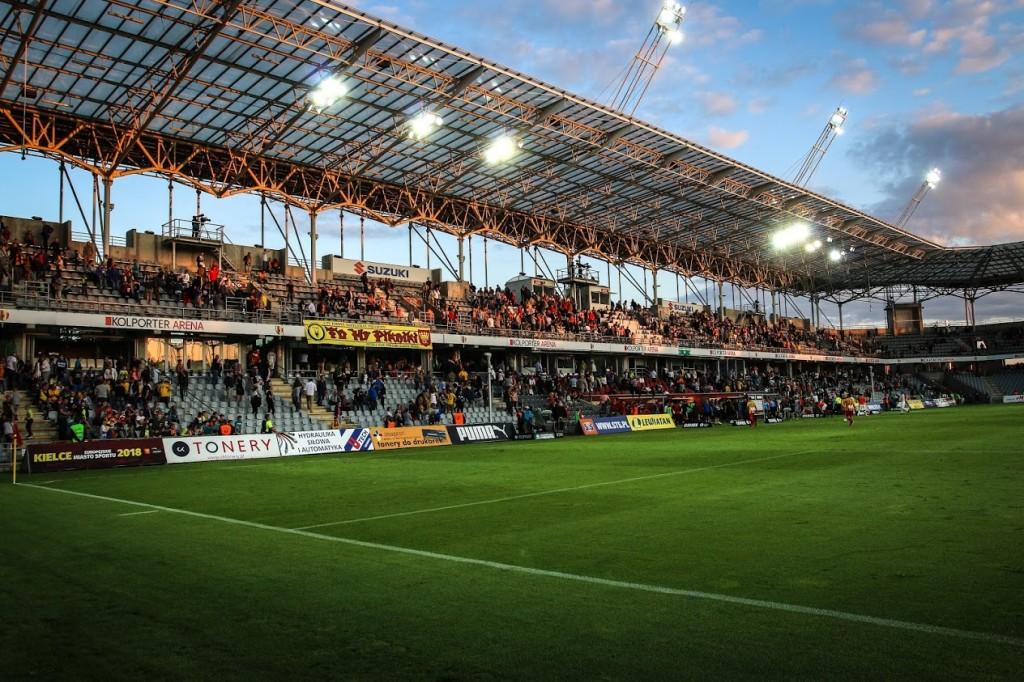Miło byłoby pożegnać Ekstraklasę na zapełnionym stadionie
