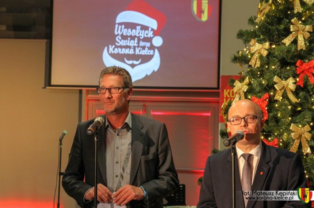 NA ŻYWO! Konferencja prasowa Dirka Hundsdörfera, przewodniczącego Rady Nadzorczej Korony Kielce