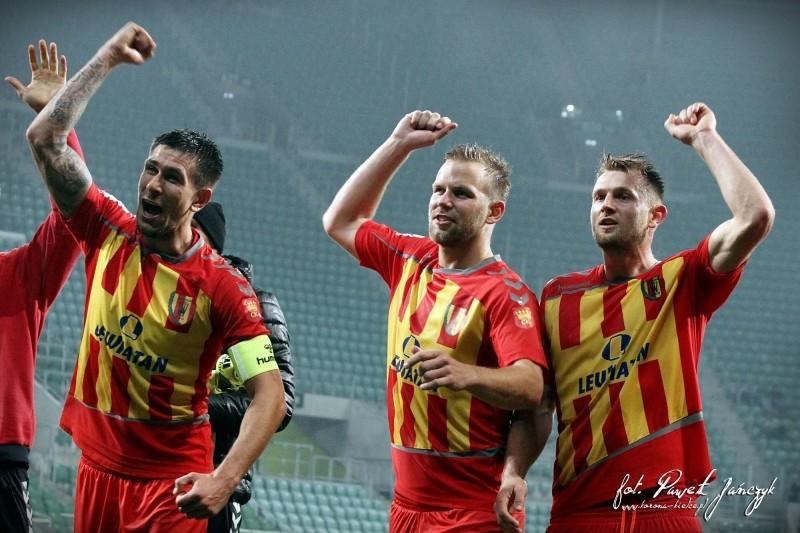 Lider Ekstraklasy pokonany! Kolejne zwycięstwo Korony, trzy punkty dał Pawłowski!