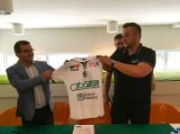 Społem sponsorem tytularnym AZS UJK. Celem awans do pierwszej ligi