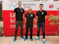 Zawodnicy i trener Łomży Vive Kielce oddali osocze dla potrzebujących