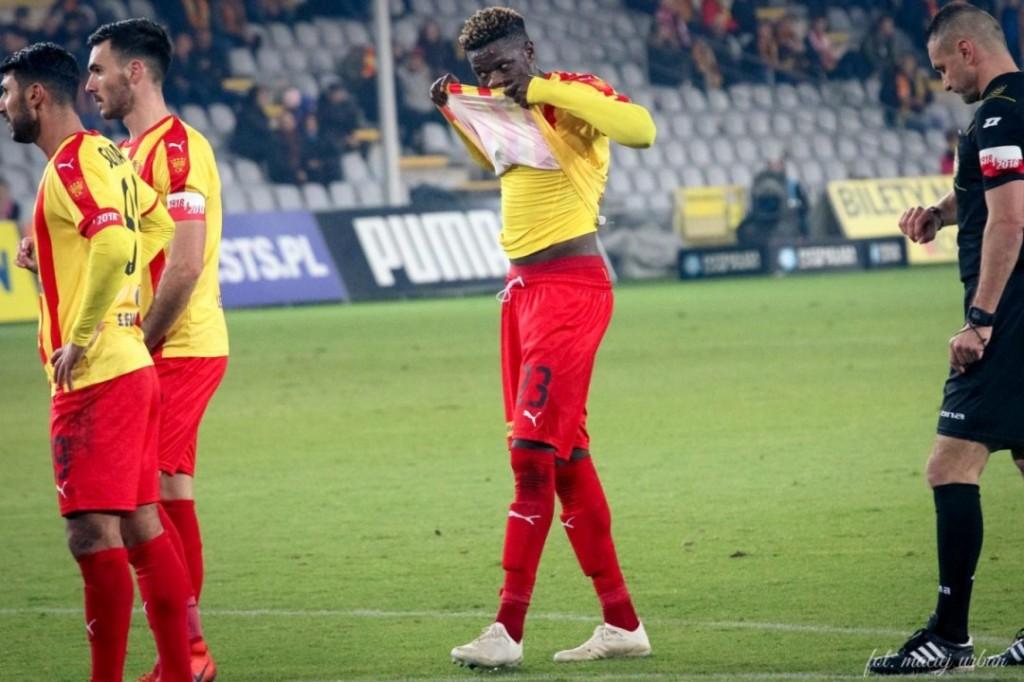 Diaw bliski odejścia z Korony! Nie chce przedłużyć kontraktu, może trafić do francuskiej Ligue 1