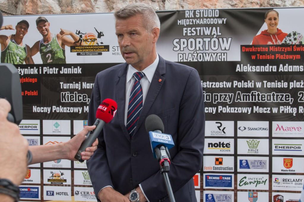 Nocne mecze gwiazd, finały mistrzostw Polski – w ten weekend na Kadzielni