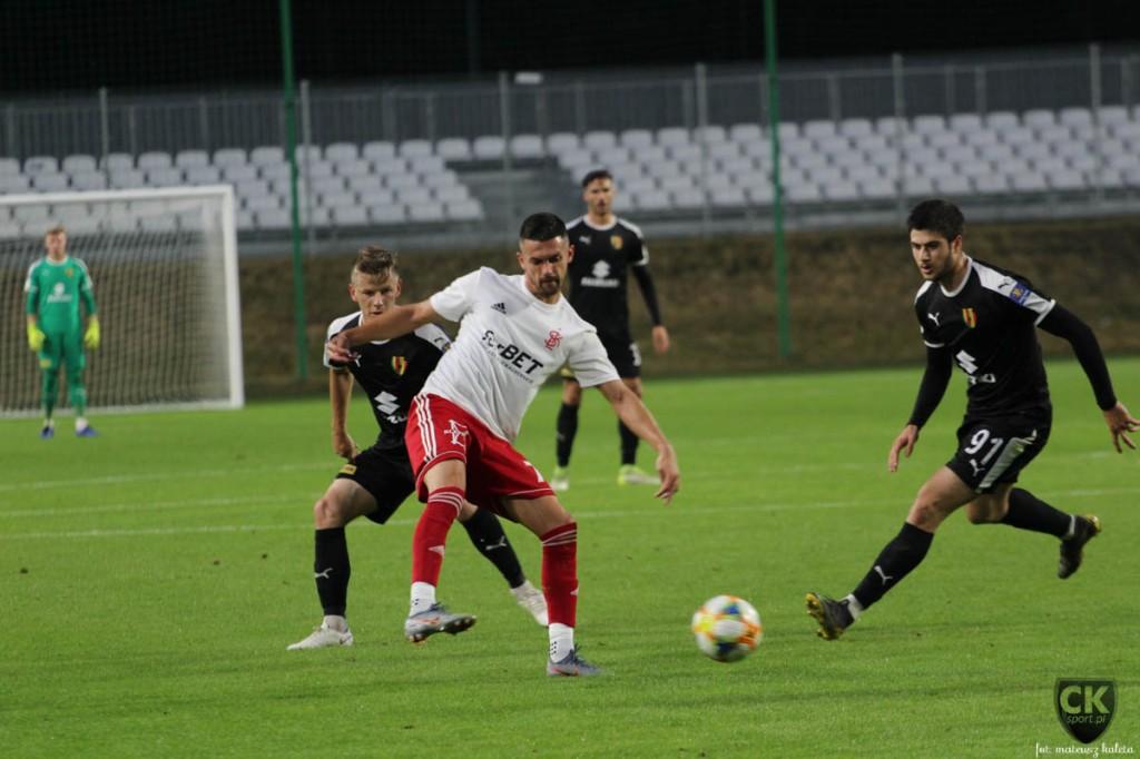 FOTO: Galeria zdjęć ze sparingu: ŁKS Łódź - Korona Kielce (3:0)