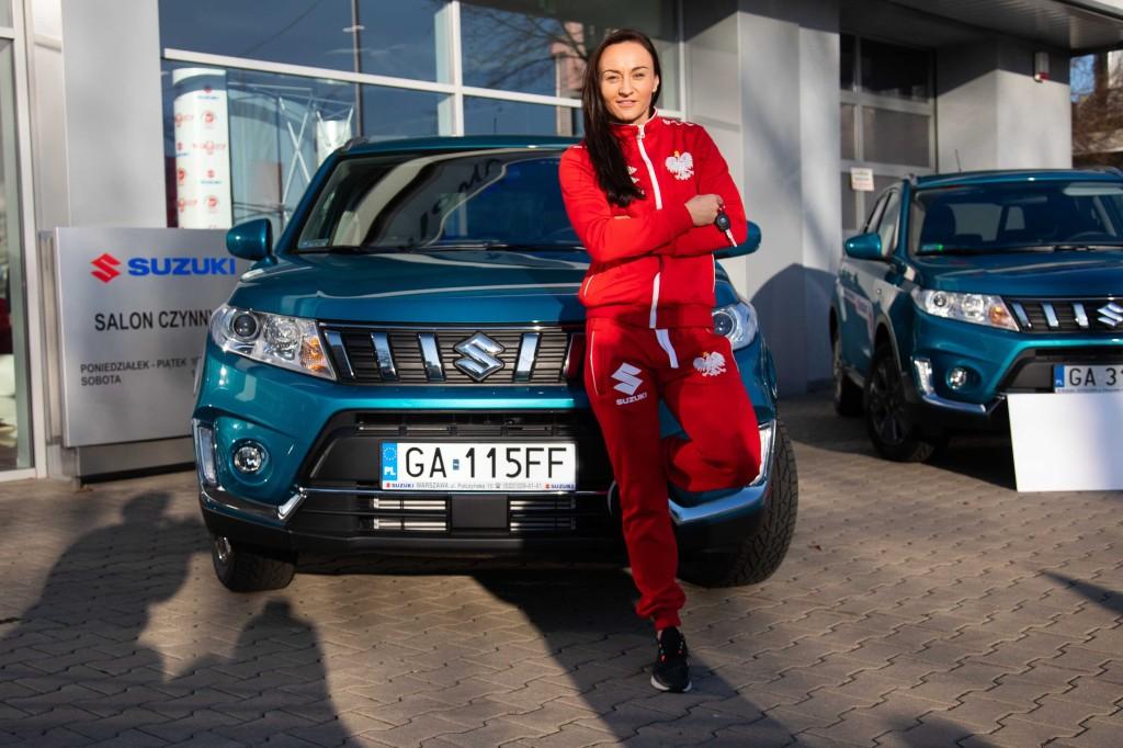WIDEO: Suzuki z mocnym wsparciem dla kieleckich pięściarzy. Firma wspiera ich w walce o Igrzyska